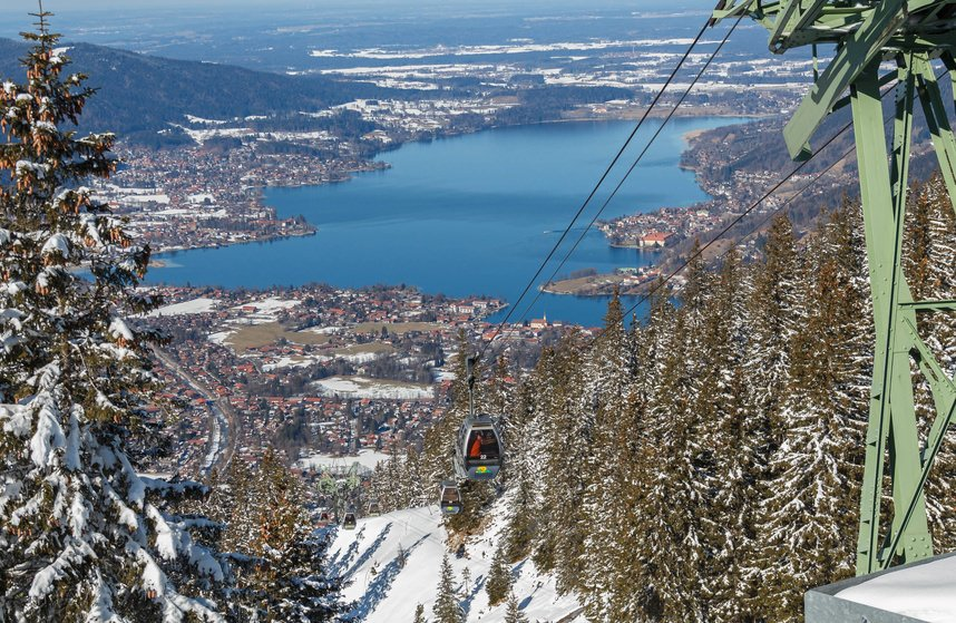 Wallberg Cable Car Tegernsee