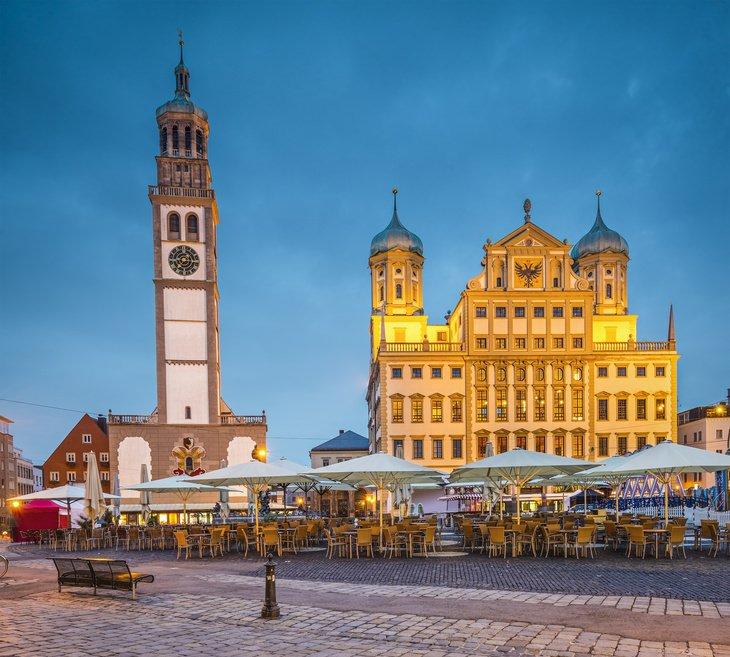 Town Square Augsburg