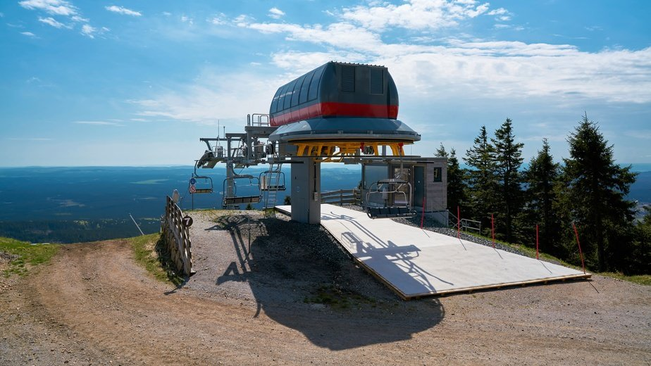 Braunlage Wurmberg Cable Car