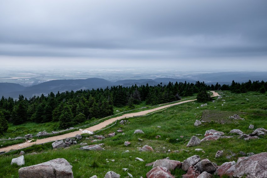 Brocken Hiking