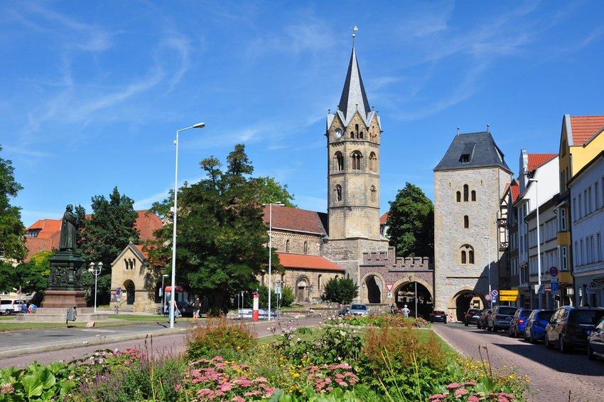 Eisenach Karlsplatz
