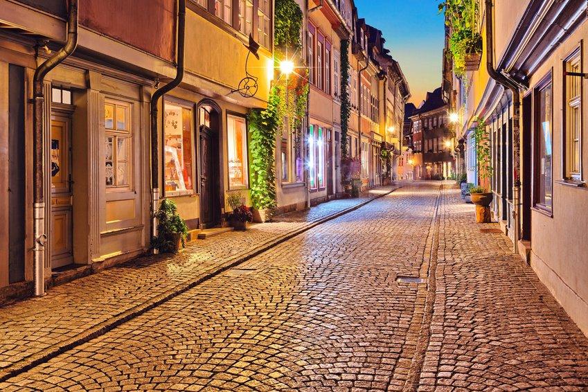 Erfurt Krämergasse