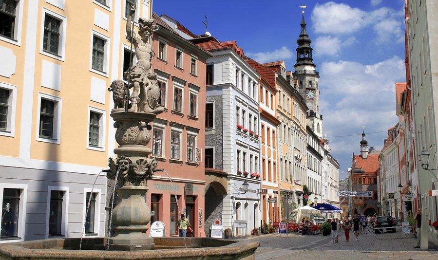 Gorlitz Old Town