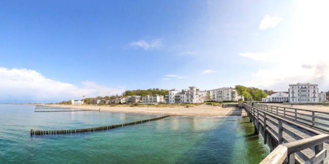 Heiligendamm view
