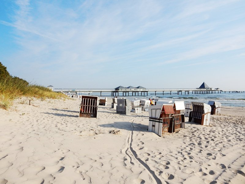 Heringsdorf Beach