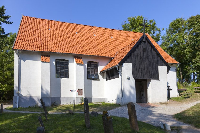 Hiddensee Church