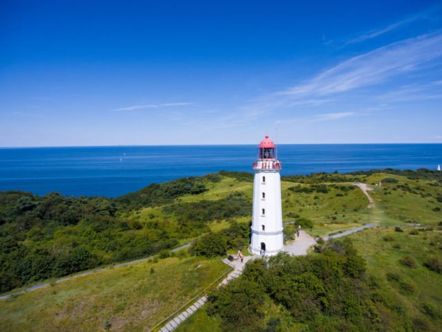 Hiddensee Lighthouse