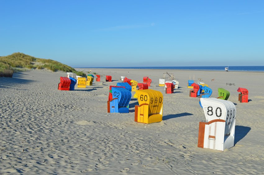 Juist Beach Chairs