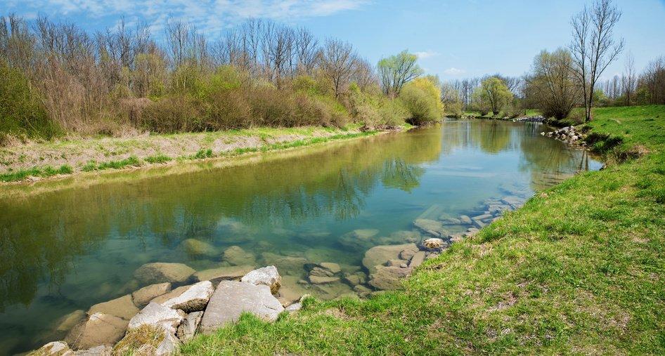 Mangfall River