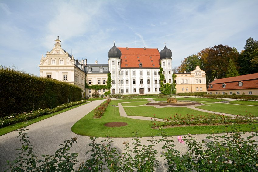 Maxlrain Castle near Bad Aibling