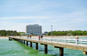 Timmendorfer Strand Pier