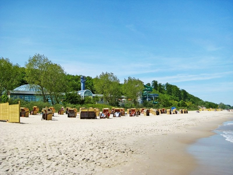 Timmendorfer Strand Beach