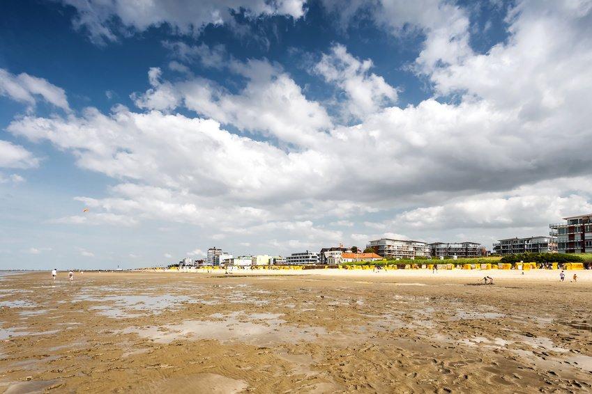 Cuxhaven Tide