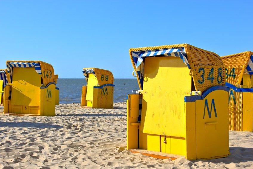 Duhnen Beach