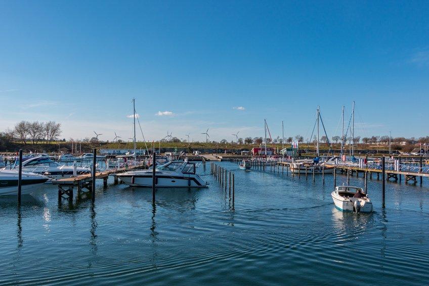 Gromitz Harbour