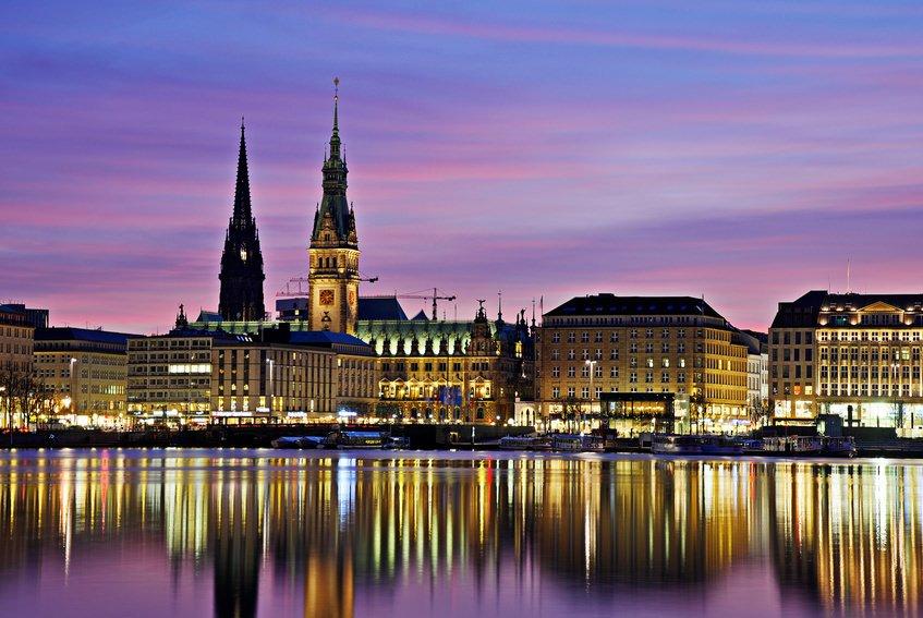 Hamburg Hammaburg