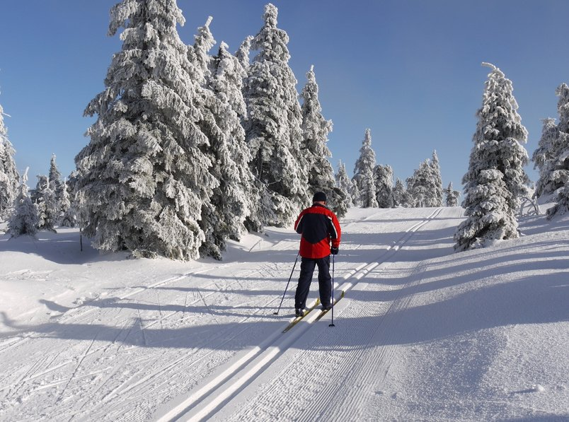 Oberwiesenthal Cross Country Skiing