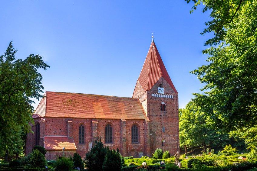 Poel Island Kirchdorf