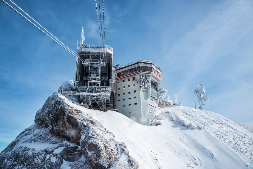 Zugspitze Funicular