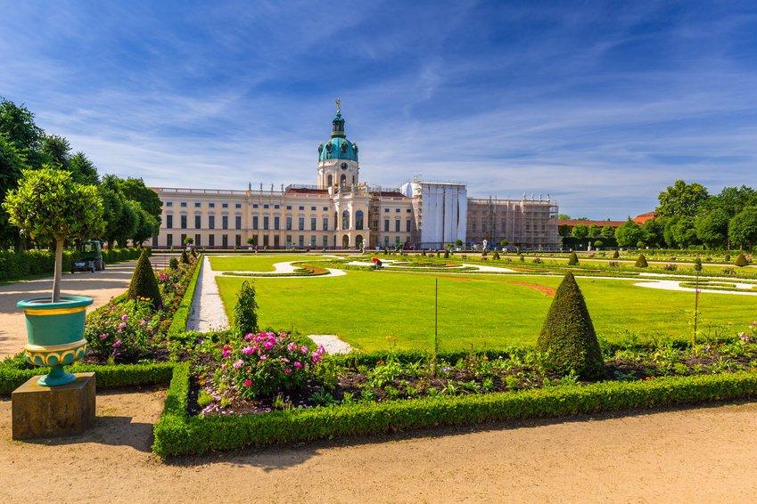 Charlottenburg Castle Garden
