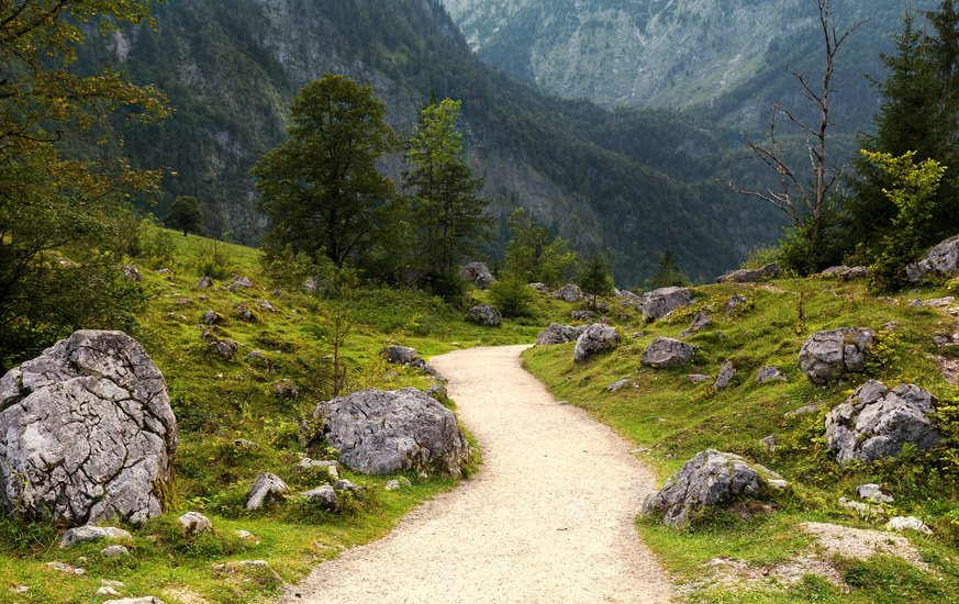 Obersee Hiking Trail