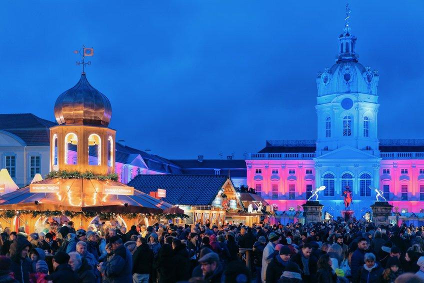Christmas Market Schloss Charlottenburg