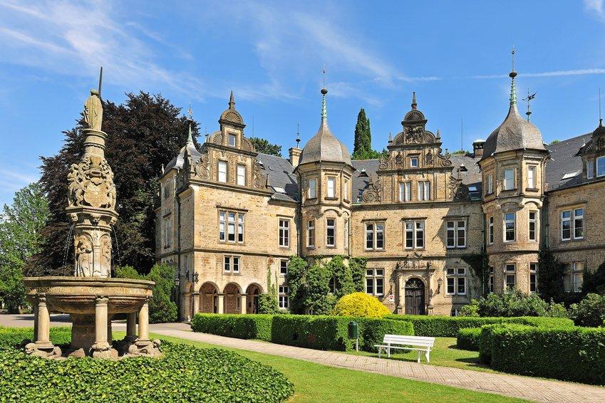 Buckeburg Palace