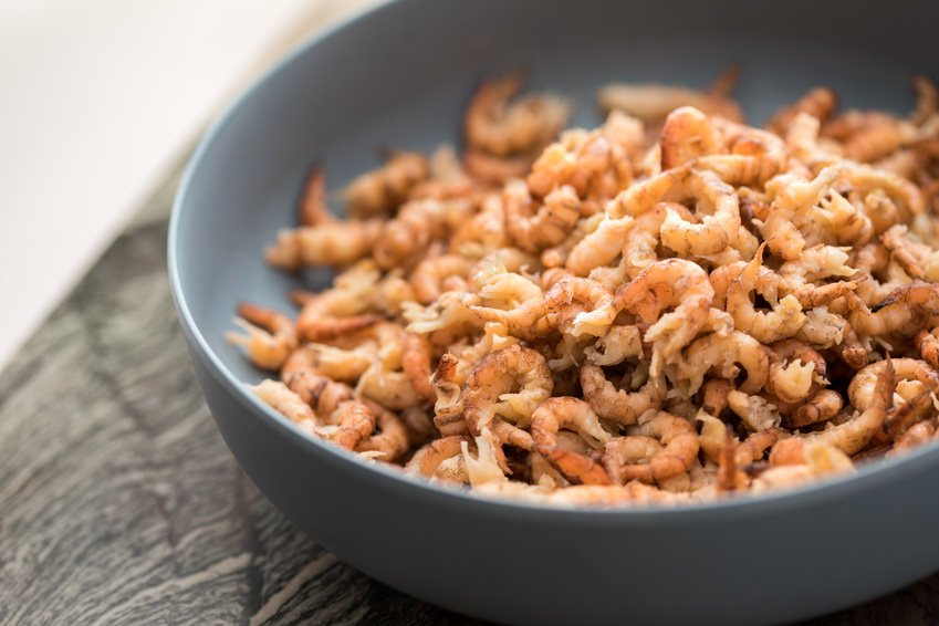 North Sea Shrimps