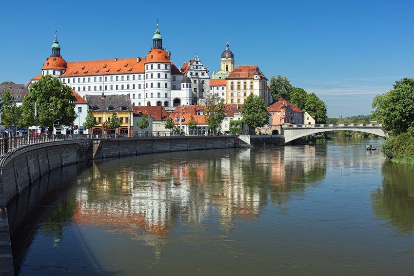 Danube River Germany