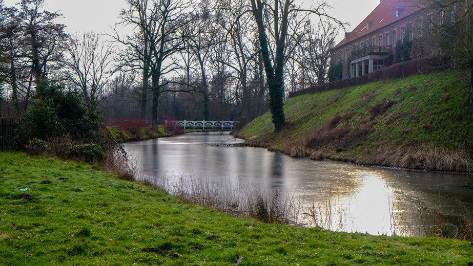 Ems River Germany