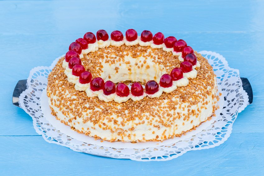 Frankfurter Kranz Frankfurt Crown Cake