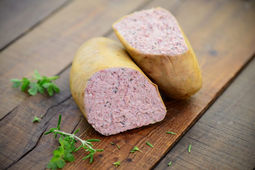 German Liverwurst