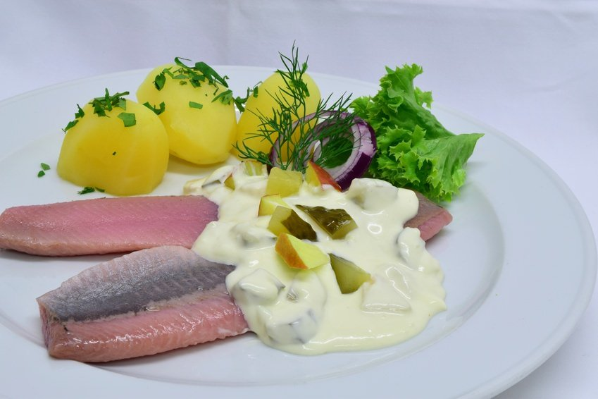 German Soused Herring