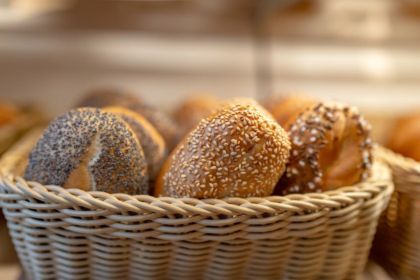 German bread and bread rolls