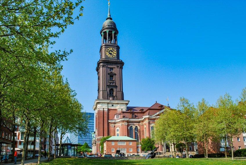 Hamburg St. Michaels Church