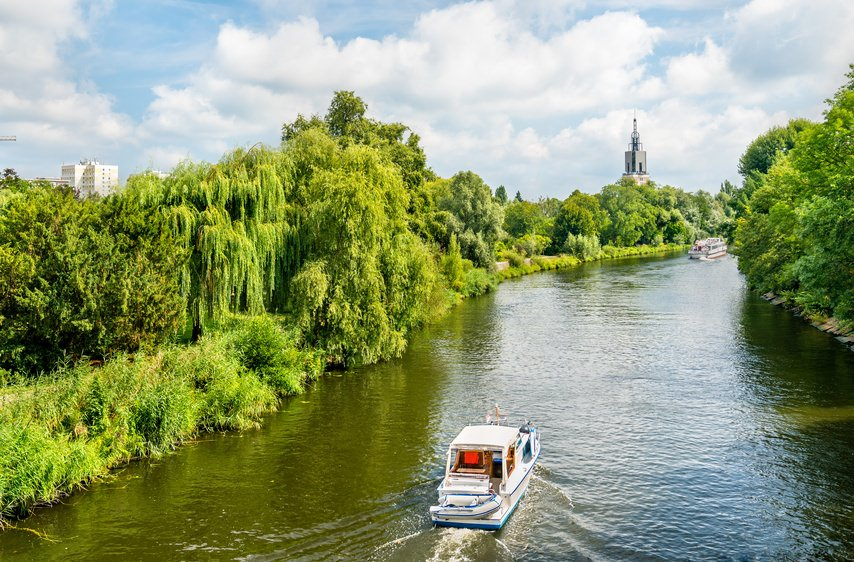 Havel River Germany