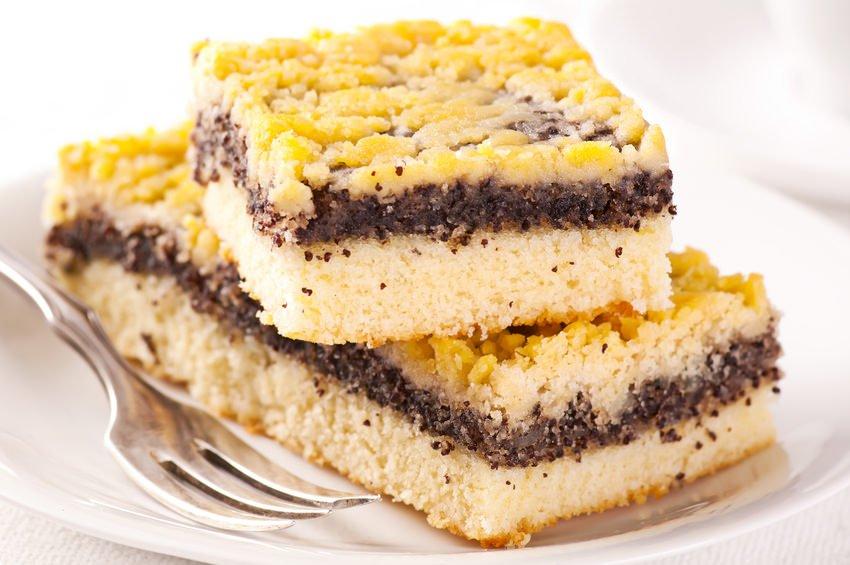Mohnkuchen Poppyseed Cake