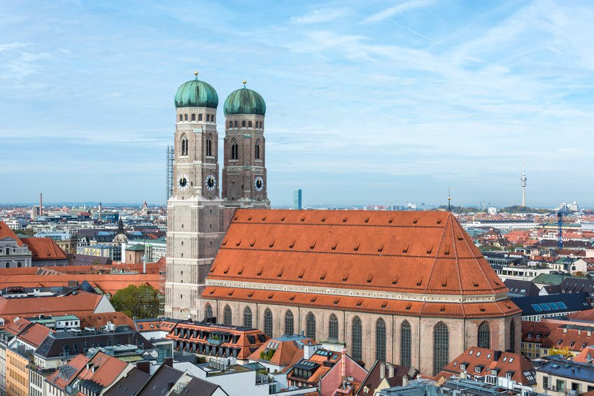 Munich Cathedral of Our Dear Lady Frauenkirche