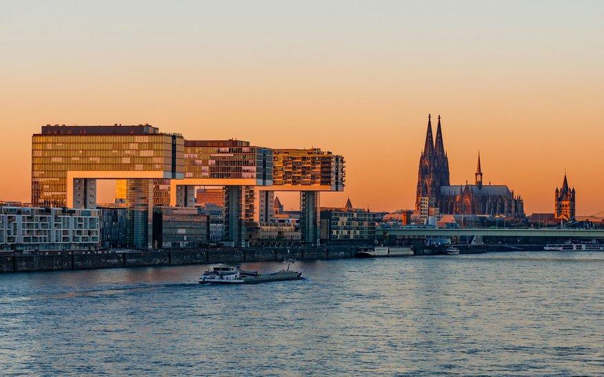 Rhine River Germany