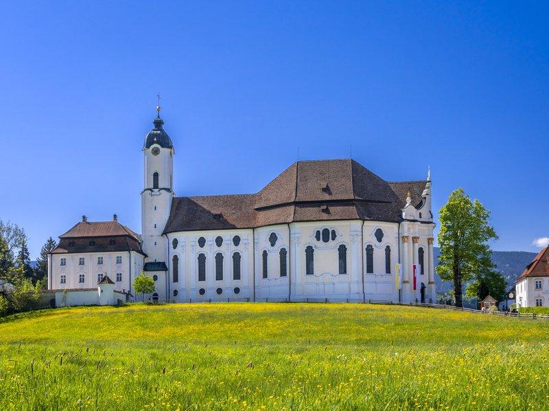 Wieskirche Pilgrimage Church Steingaden
